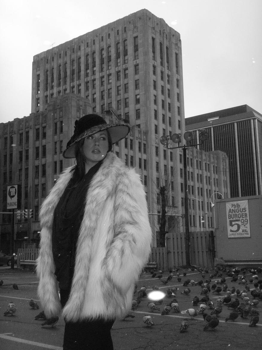 Allison, Detroit, 2011