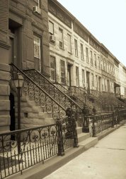 Apartments, Putnam Avenue, Bushwick, 2010
