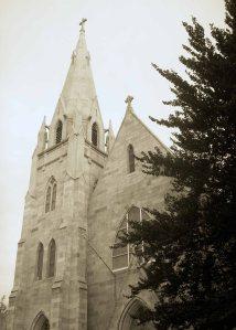 church on Putnam Avenue