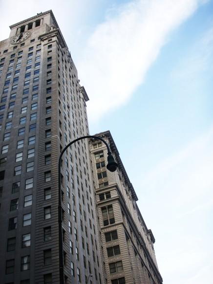 Clock Tower, 14th, Manhattan, 2010