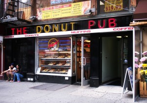 Donut Pub in Manhattan