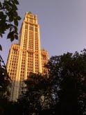 Sunrise, Manhattan, 2010