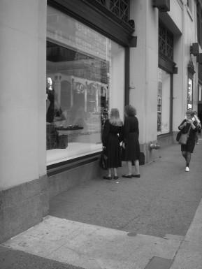 Shopping, 5th Avenue, Manhattan, 2010