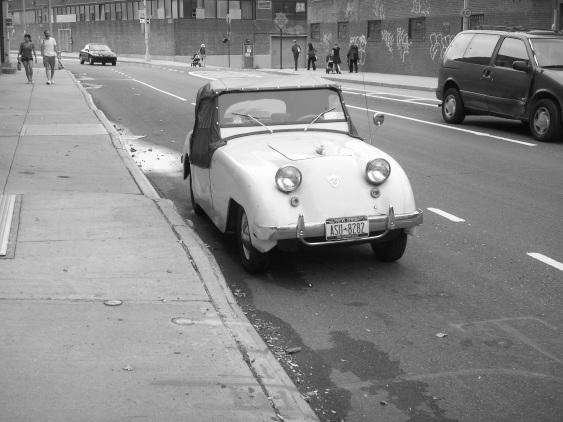 Parked, Williamsburg, Brooklyn, 2010