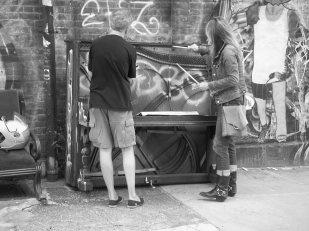 Percussion, Williamsburg, Brooklyn, 2010