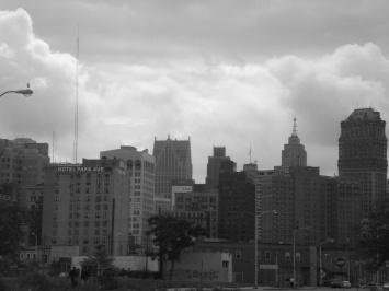 Downtown Detroit, 2013