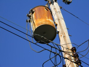 telephone pole 1