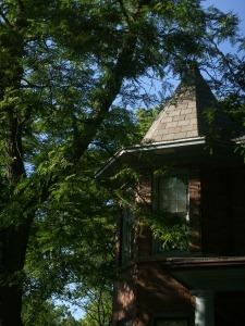 house on Farmington