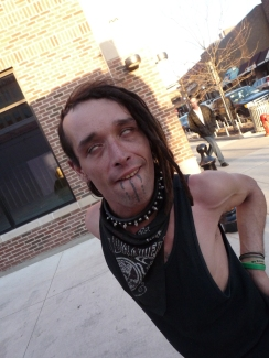 vampire on East Liberty