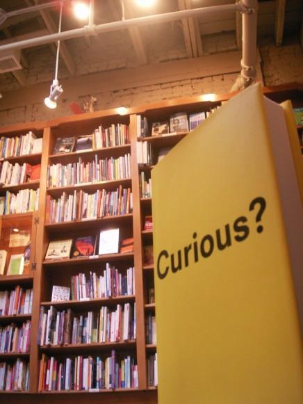 Book, Ann Arbor, 2009