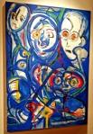 YESTERDAY by Herbert Gentry at N'Namdi Gallery.