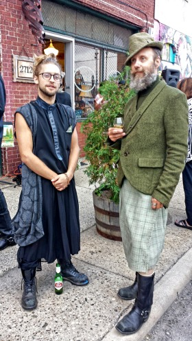 Models for Savvy Gents in the Eastern Market.