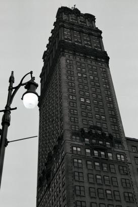 Book Tower, Detroit, 2015