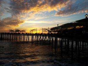 Redondo Beach_sunset