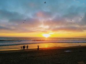 Santa Monica_sunset