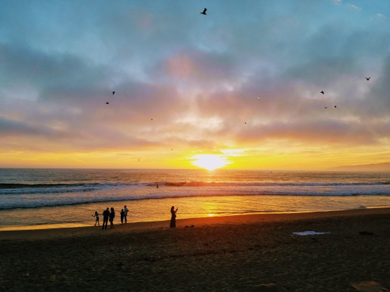 Santa Monica_sunset